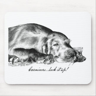 All My Dreams Mouse Pad