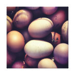All my eggs in one basket canvas prints