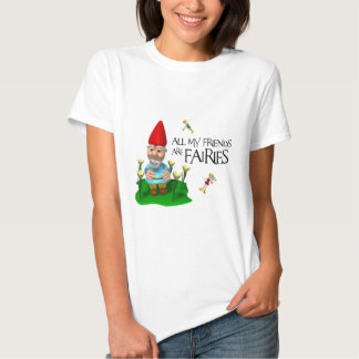 All my friends are fairies T-shirt