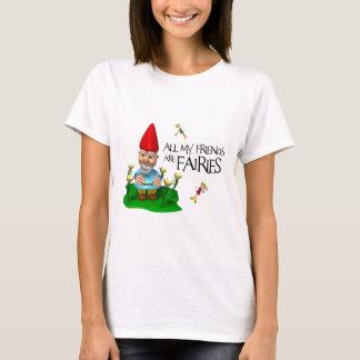 All my friends are fairies T-shirt