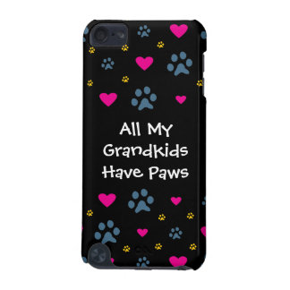 All My Grandkids-Grandchildren Have Paws iPod Touch 5G Cover