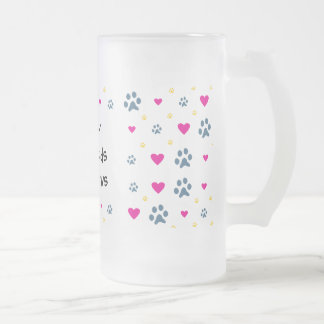 All My Grandkids-Grandchildren Have Paws Coffee Mug