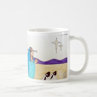 All my Heart This Night Rejoices Coffee Mug