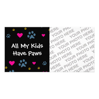 All My Kids-Children Have Paws Card
