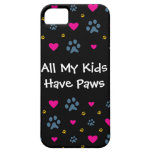 All My Kids-Children Have Paws iPhone SE/5/5s Case