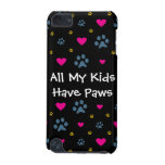 All My Kids-Children Have Paws iPod Touch (5th Generation) Cover