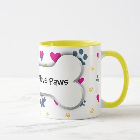 All My Kids-Children Have Paws Mug