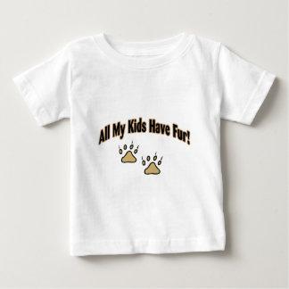 All My Kids Have Fur Shirt