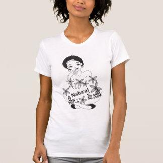 All Natural Girl Tee Shirts