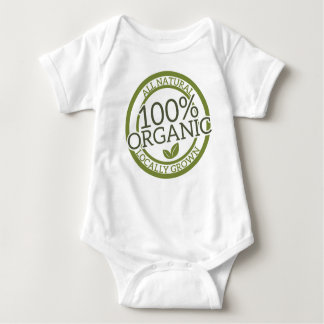 All Natural - Organic Baby Baby Bodysuit
