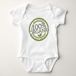 All Natural - Organic Baby T-shirt