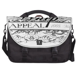 All natural Whip Appeal Commuter Bag