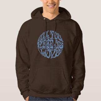 All Need Love III Hoodie
