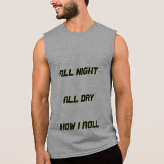 """""""All Night, All Day"""" Tee"""