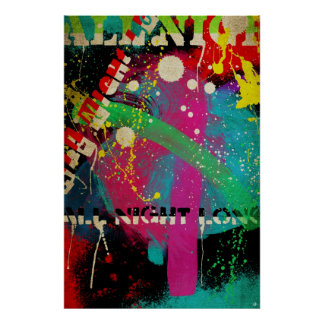 All Night Long Poster