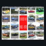 "All Novas from 1962-1979 Calendar<br><div class=""desc"">Nova Calendar showing one from each year made</div>"