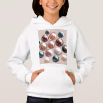 All occasion : Super Jewel PEARL GIFTS Hoodie