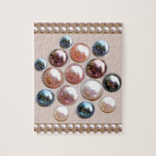 All occasion : Super Jewel PEARL GIFTS Puzzle