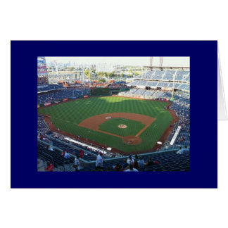 ALL OCCASION TAKE ME OUT TO THE BALLFIELD GREETING CARD