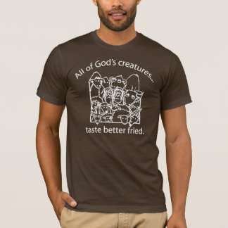 All of God's Creatures_2 T-Shirt