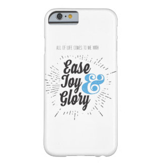 All of Life Comes to Me With Ease Joy & Glory Case