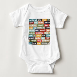 All Of The Above Baby Bodysuit