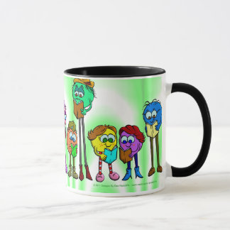 All Of The Cool People Read Mug
