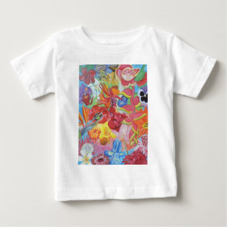 All of the Flowers Baby T-Shirt