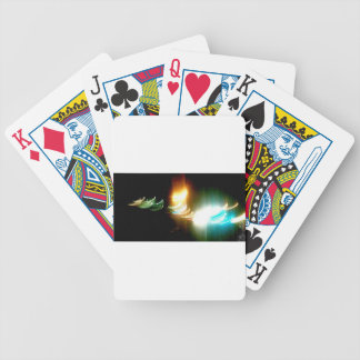 All of the Lights Bicycle Poker Deck