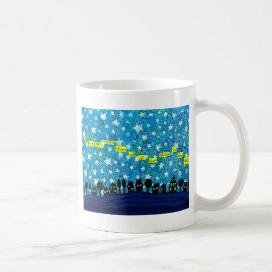 All of the Stars in the Sky Coffee Mug