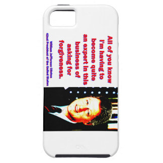 All Of You Know - Bill Clinton iPhone SE/5/5s Case