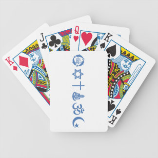 All One Now Bicycle Playing Cards