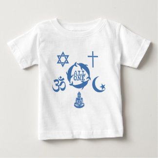 All One Together Baby T-Shirt