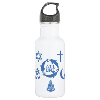 All One Together Stainless Steel Water Bottle