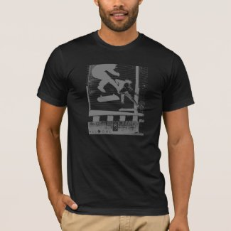 ALL ONE UNIVERSE - Double Kickflip - T-Shirt