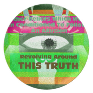 All other beliefs are an allusion plate