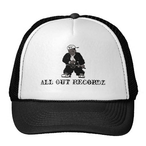 All Out Gear Mesh Hats