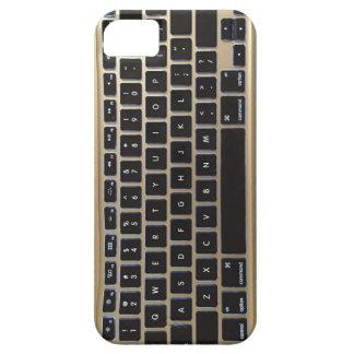 All Over Keyboard Print Skin Case