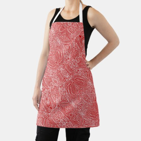 All-Over Print Apron
