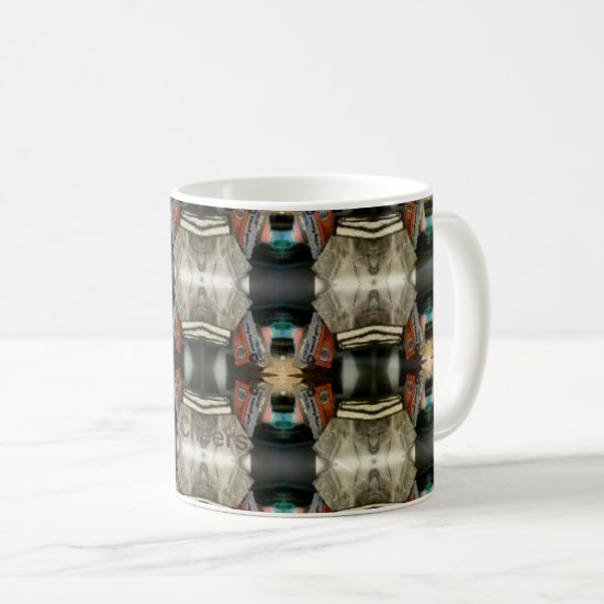 All-Over Print Card Coffee Mug