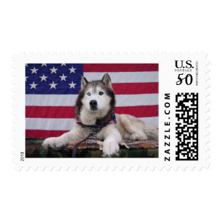All-Over-Print postal stamp