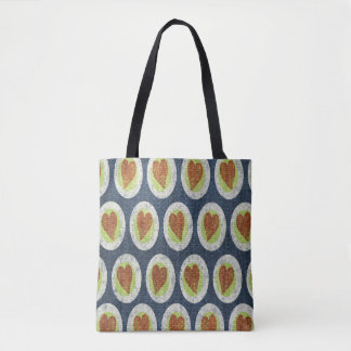 All-Over-Print Tote Bag, Medium Tote Bag