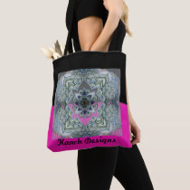 All-Over-Print Tote, Shoulder Tote
