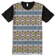 All Over Printed Shirts All-Over Print T-shirt