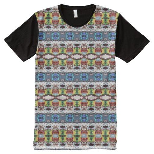 All over printed shirts all over print t shirt for Vista print tee shirt