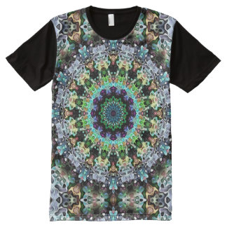 All Over Printed Tank Tops All-Over Print T-shirt
