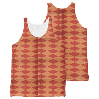 All-Over Printed Unisex Tank All-Over Print Tank Top