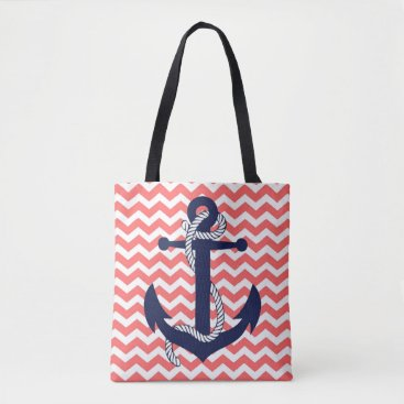 Beach Themed All Over Tote Bag