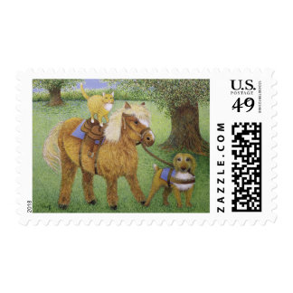All Part of the Fun Postage
