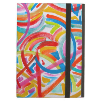 All Paths End There - Abstract Art iPad Air Cover